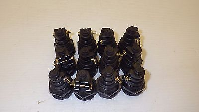 Ohm Electric Cord Grips Oa-1 Lot Of 12