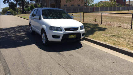 FORD TERRITORY  NEED GONE Georges Hall Bankstown Area Preview