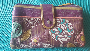 Fossil ladies leather wallet Tivoli Ipswich City Preview