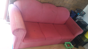 FREE 3 seater sofa bed Banyo Brisbane North East Preview