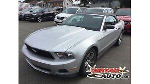 Ford Mustang V6 Convertible MAGS *Bas Kilom 2010