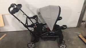Babytrend Ultra Sit 'n Stand Double Stroller