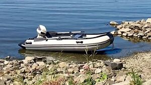 10.5 inflatable boat for sale .