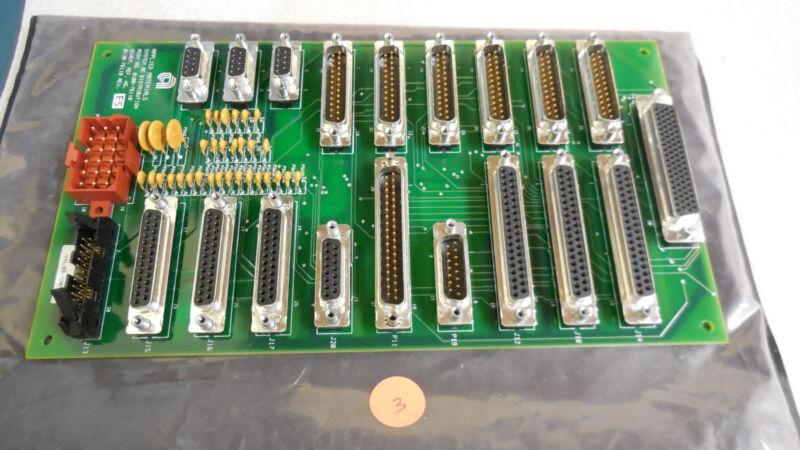0100-76110, Applied Materials, AMAT, ASSY, SYSTEM AC INTERLOCK DISTRIBUTION