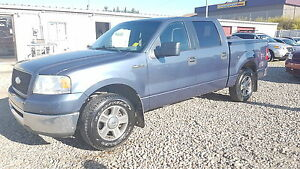 ** 2006 FORD F150 SUPER CREW 4X4 ** 6 MONTH WARRANTY INCLUDED **
