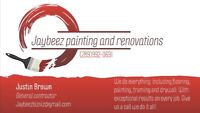Painting and contracting services 20 years experience