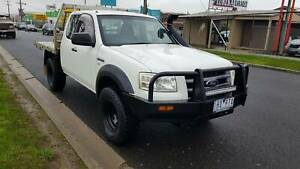2008 Ford Ranger 4x4 diesel space cab Traralgon Latrobe Valley Preview