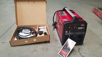 Lincoln Electric Power Mig 140c Mig Welder - K2471-2