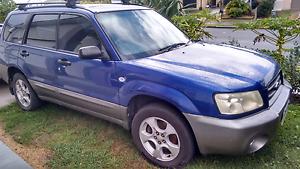Subaru forester wagon Australia Preview