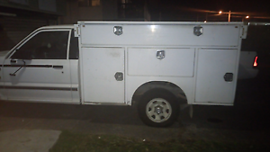 1998 Ford Courier Capalaba West Brisbane South East Preview