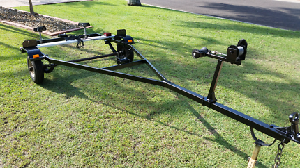 Boat trailer for 10ft to 12ft tinny
