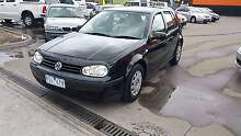 2002 VW Golf Hatch auto, 8 Spkr stereo AirCond from $28 week TAP* Braybrook Maribyrnong Area Preview
