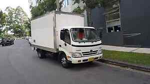 Hino truck pantech for sale Punchbowl Canterbury Area Preview