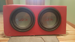 Alpine type r 12 inch subs Endeavour Hills Casey Area Preview