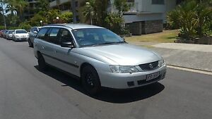 Holden Commodore Wagon, Auto, low ks, rego, RWC, reliable Biggera Waters Gold Coast City Preview