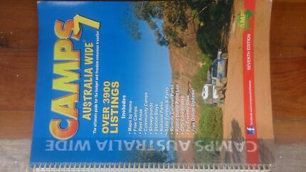 Camps 7 Australia book
