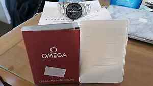 Omega speedmaster professional moon watch Melbourne CBD Melbourne City Preview