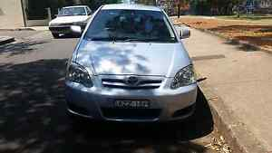 2006 Corolla Ascent Seca manual Tempe Marrickville Area Preview