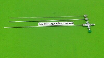 Suction Irrigation 3.5mmx330mm Laparoscopic Urology Surgical Instruments