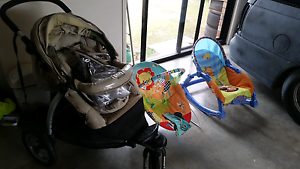 Pram and rockers Bethania Logan Area Preview