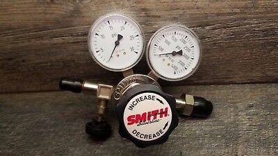 Miller-smith Equipment Silverline Series Specialty Gas Regulator