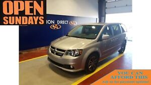 2017 Dodge Grand Caravan GT! LEATHER! FINANCE NOW!