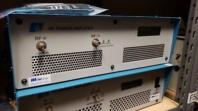 Eni Ei 2100l Rf Power Amplifier 10 Khz - 12 Mhz 100 Watts