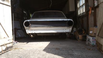 1968 ford xt