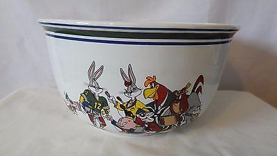 Warner Brothers Foghorn Leghorn and Friends 1993  Popcorn Bowl #J409