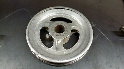 Stamped Steel V Belt Pulley 5 X 34 Id