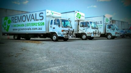 GC Removals P/L  Removalists From $99 p/h for 2 Men & small truck