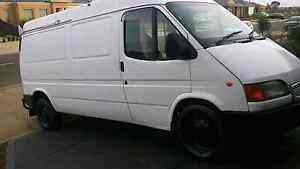 Ford transit van v6 vy  engine conversion Taylors Hill Melton Area Preview