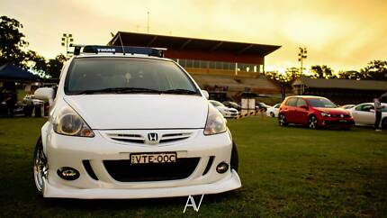 2003 Honda Jazz Hatchback VTI Clean Car, Modified!! 8K FIRM! Bankstown Bankstown Area Preview