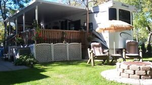 2012 40ft Keystone Retreat Park Model, Immaculate condition