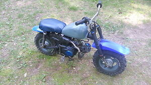 Trade custom pitbike for sport quad roller