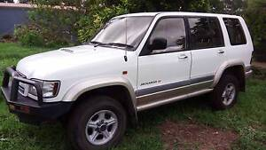 2003 Holden Jackaroo 3.0L TDI 5Spd Man 7 Seat Gordonvale Cairns City Preview