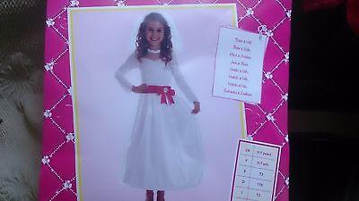 Mädchen Barbie Bride. Barbie Braut Kostüm 104 . Neu ovp Günstig  ()