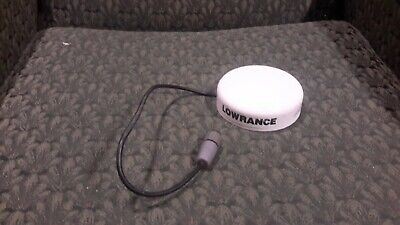 Lowrance LGC 3000 replace GPS Antenna//Puck LMS LCX HDS Globalmap