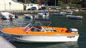 Immaculate Haines Hunter V16 in Original Condition Avalon Pittwater Area Preview
