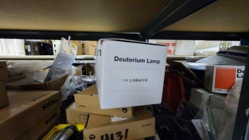 New Hamamatsu Deuterium Lamp L10804NM
