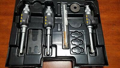 Tesa 06190222 Intrimik Digital Hole Bore Gage Gauge Kit 11-20mm Cs4.1