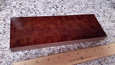 Canvas Micarta Phenolic Knife Handle Blank Slab Scale 34x10x3.5 1970s