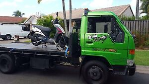 Tow truck tilt tray Robina Gold Coast South Preview
