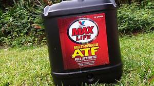 AUTOMATIC TRANSMISSION OIL FULL SYNTHETIC Collaroy Manly Area Preview