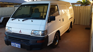 Mitsubishi express 2005 South Hedland Port Hedland Area Preview