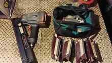 PASLODE NAIL GUN + NAILS AND BAG Gorokan Wyong Area Preview