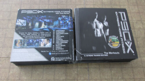 P90x Extreme Home Fitness replacement DVD 1-12 Beachbody free shipping pick 1