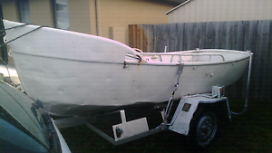 Boat/tralier/2 motors, SWAP/TRADE/SELL/ Electrona Kingborough Area Preview