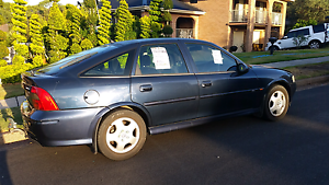 2002 Holden Vectra Jewells Lake Macquarie Area Preview