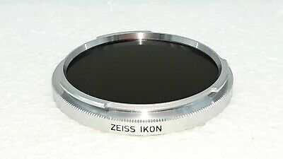 Filtre infrarouge ZEISS IKON infra-red filter RG8 B56 for Contarex (ref 20.1215)